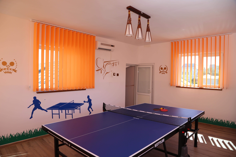 Sala de ping-pong