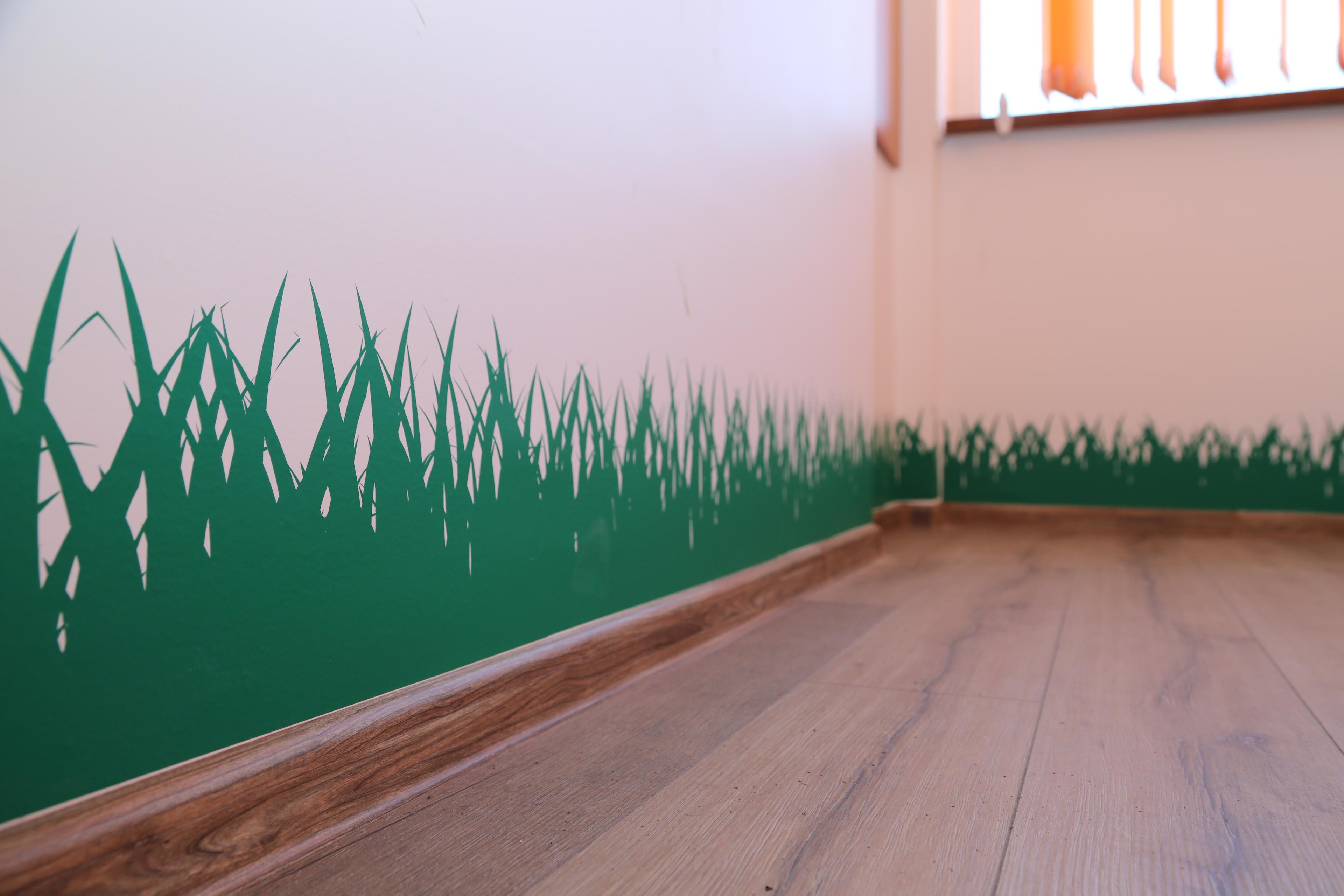 Autocolant Imitatie iarba
